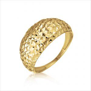 טבעת ציפוי זהב - קניה
