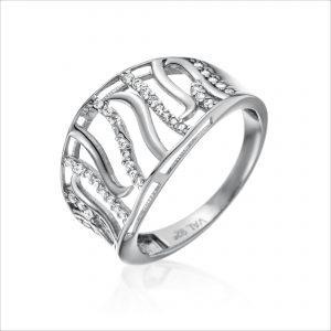 טבעת כסף - ריני