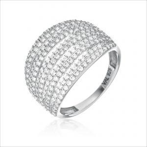 טבעת כסף - מאלי