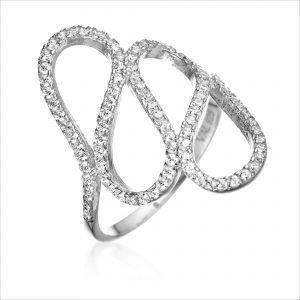 טבעת כסף - קאנו