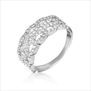 טבעת כסף - סיירה