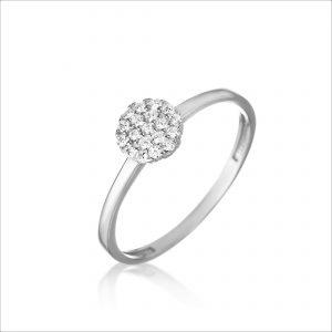 טבעת כסף - ויקטוריה