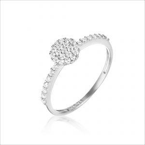 טבעת כסף - ויקטוריה מעוטר