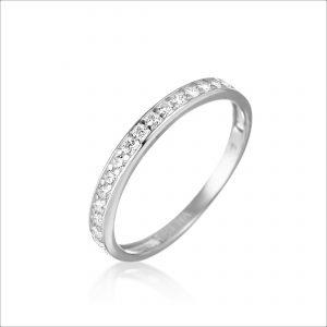 טבעת כסף - לולו