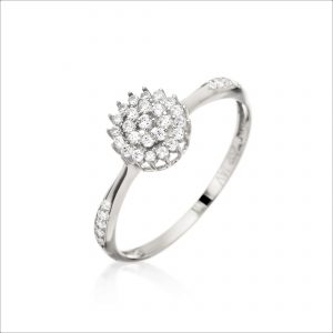 טבעת כסף - קימי