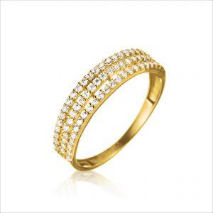 טבעת ציפוי זהב - ויקי