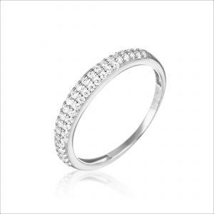 טבעת כסף - ויקי דקה