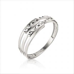 טבעת כסף - בוני